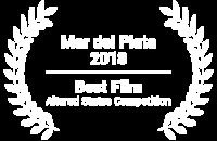 Award-MardelPlata-2018-Chaos-Film